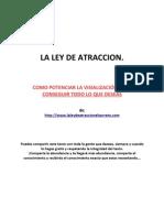 ATRAER CON VISUALIZACIONES LEY DE ATRACCION