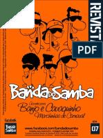 Revista Banda do Samba Edição 07