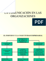 GESTIÓN DE COMUNICACIÓN DE RELACIONES