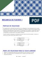 MECANICA DE FLUIDOS 13