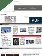 Grupo 1 - Arquitectura Peruana 2