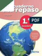 Cuaderno de repaso 1║ Geografia_Sec_Alumno