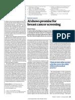 AI Breast Screening