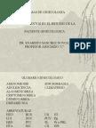 procedimientos estudio paciente ginecologica