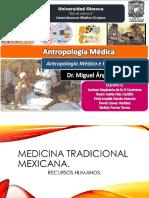MT y sistema de salud en Mexico