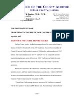 FY 07 Press Release 1st Quarter