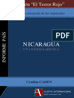 Terror Rojo Nicaragua