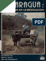 Nicaragua regresion revolucion arturocruz jose luis velazquez