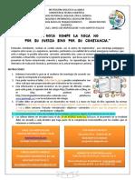 09 Guía 5 Competencia tecnicocientífica III periodo  Algunos cambios