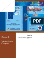 Chapter 1. ICT Types of digital Computer