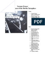 Sex Queen of The Berlin Turnpike by Vernon Frazer