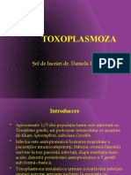 Toxoplasmoza. Infectia cu CMV.   Listerioza.pptx