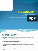 2021 personality topic powerpoint