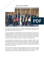LIBSENSE III Workshop Report_FR