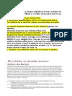 Application N° 4 PROCEDURE APPROVISIONNEMENT ET GESTION DES STOCKS