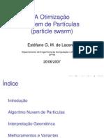 Otimização Nuvem De particulas(particle Swarm)