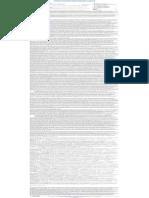 Ecologia política e processos de territorialização