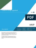 Arup Appraisal Guide
