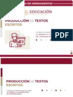 5  Produccion de textos escritos