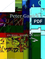 Peter Ganick - JOURNAL