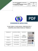 PLAN PARA LA VIGILANCIA PREVENCIÓN Y CONTROL DE COVID-19 EN EL TRABAJO Actualizado RM 448-2020-MINSA