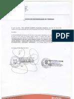 ACREDITACIÓN DE DISPONIBILIDAD DE TERRENO