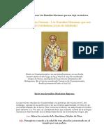 María Santísima --San Germán Const