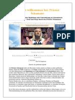 webseite priester schamane