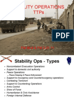 Stability OPs