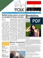 The Suffolk Journal 2/16/2011