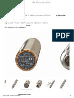 IG5927 - Détecteur inductif - ifm electronic