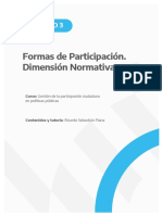 U3-2020_Formas de Participación Dimensión Normativa