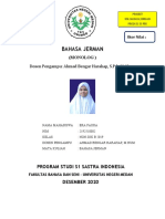 project bahasa jerman Era Fajira