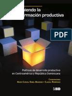 Promoviendo La Transformación Productiva