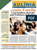 Semanário Oficial 890 - 14/02/2011
