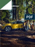 Volkswagen ID.4 1ST listino Aggiornato al 31.10.2020 MY21