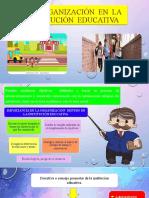 6to La  organización  en  LA INSTITUCIÓN  EDUCATIVA.pptx