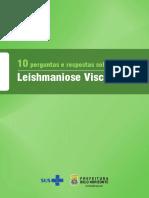 10 Perguntas e Respostas Sobre a Leishmaniose Visceral PBH 2012
