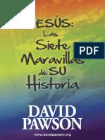 DAVID PAWSON JESUS LAS SIETE MARAVILLAS DE SU HISTORIA