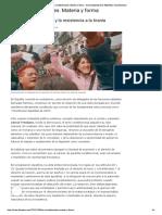 Las manifestaciones. Materia y forma - ...Español de la República Constitucional