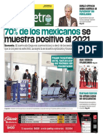 Publimetro Monterrey 05-01-21