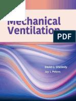 2020 Mechanical Ventilation 1st Edition