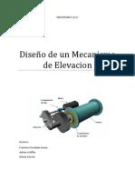 Mecanismo de Elevacion v2