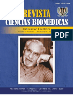 Revista ciencias biomedicas vol 2