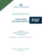 AUDITORIA GOVERNAMENTAL Programa de aprimoramento profissional em Auditoria - proaudi