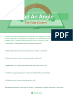 How To Find An Angle Worksheet
