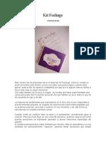 Kit Feelings Protocolo 30 Dias