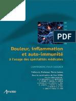 Douleur Inflammation Et Auto-Immunit_ A L Usage Des Sp_cialit_s M_dicales.pdf