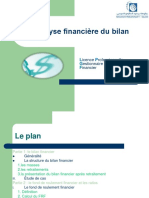 Le Bilan Financier
