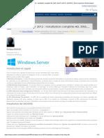Windows Server 2012 _ Installation complète AD, DNS, DHCP et DFS _ SUPINFO, École Supérieure d'Informatique